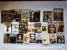 The Beatles 25 books in excellent condition