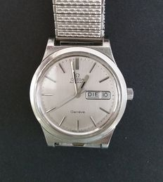 Omega automatic men's wristwatch - Geneva