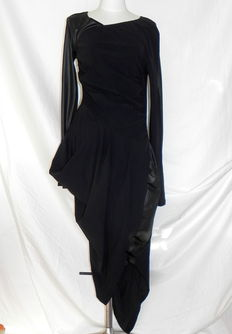 High use luxury dress and tunic, ballon dress, size: (GER). 42, extravagant
