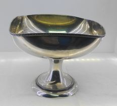 Centrepiece in Spanish hallmarked silver