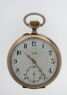 L.U.C. pocket watch 1925