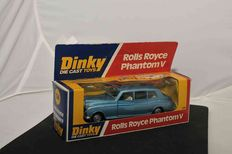 Dinky Toys - 1/36 scale - Rolls Royce No.124