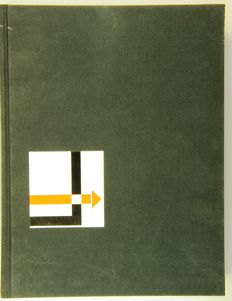 Sophie Lissitzky-Küppers, Herbert Read - El Lissitzky. Life, Letters, Texts - 1980 - first American edition