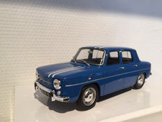 Otto Mobile - Scale 1/18 - Renault 8 Gordini 1100 blue