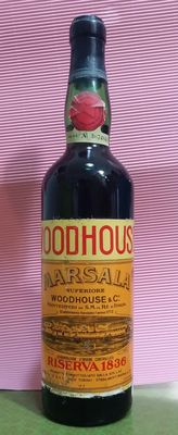 1836 Marsala Superiore Riserva Woodhouse