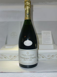 1985 Charles Heidsieck Collection 'Reserve Charlie' Brut Millesime, Champagne