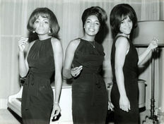 Norbert Unfried - The Supremes - Germany - 1964