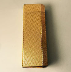 Cartier Vintage Gold Plated Lighter