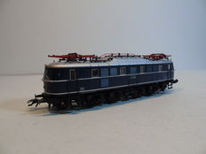 Märklin H0 - 39680 - E-loc BR E-18 of the DB
