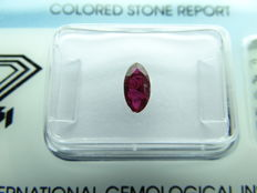 Ruby - 0.59ct
