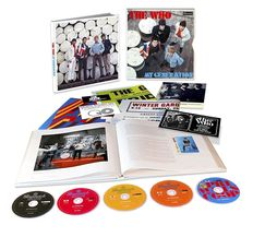 The Who - My Generation  - Super Deluxe 5 CD Box Set