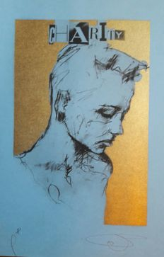 Guy Denning - Charity - We are all Prostitutes series