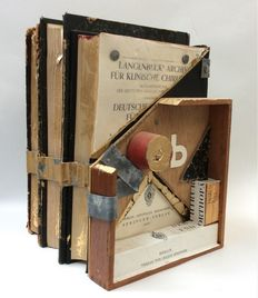 Victor Popov - Book Object (Medical Book)