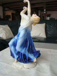 Karl ENS - porcelain figurine sculpture