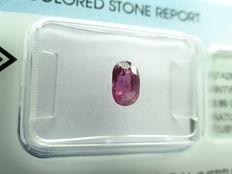ruby – 0,86 ct