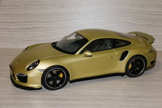 GT Spirit - Scale 1/18 - Porsche 991 Turbo