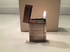 S.T. Dupont Silver plated Gatsby lighter