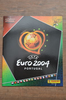 Panini - UEFA Euro 2004 Portugal - Empty album (NEW).