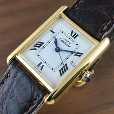 Cartier Tank Date 2413 - Unisex Watch