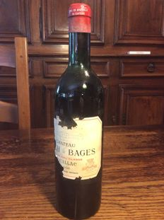 1964 Chateau Lynch-Bages, Pauillac Grand Cru Classé – 1 bottle