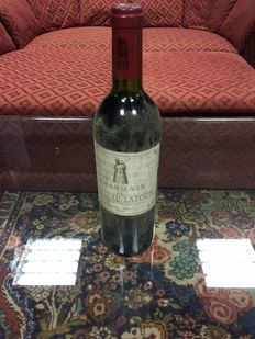 1980 Chateau Latour, Premier Grand Cru Classe - 1 bottle.