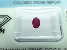 Ruby – 0,44 ct