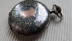 Ancre men's pocket watch; Ca. 1920