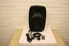 "Portable PA speaker with MP3 player ""Ibiza BT8A"""