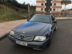 Mercedes Benz - 500 SL - 1991