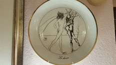 Salvador Dali - 6 Collector's Plates