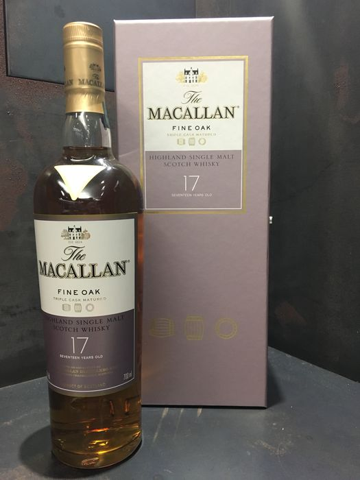 Macallan 17 Years Old Fine Oak - 700ml