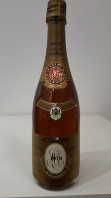 1979 Louis Roederer Cristal Brut Millesime – 1 bottle
