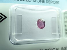 Ruby – 0,64 ct