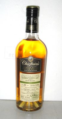 1989 Bowmore 27 Years Old- Islay - 70cl. - 47,5% - Chieftain's - only 170 Bottles