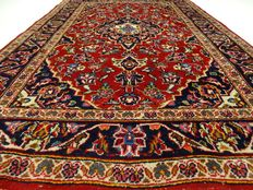 Keshan - 159 x 103 cm - Persian carpet in good condition. Please note: no reserve, bidding starts at €1.