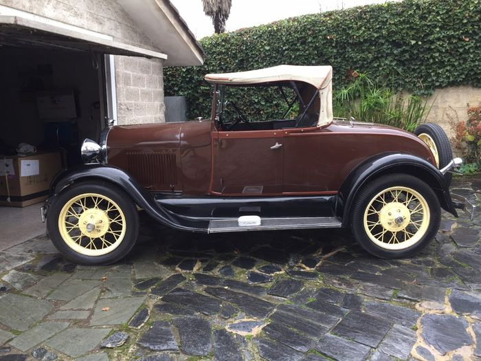 ford a roadster 1929