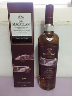 The Macallan Classic Travel Range Limited Edition 1940's Roadster