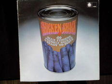 Chicken Shack  ‎– Forty Blue Fingers, Freshly Packed And Ready To Serve Very RARE Original UK Press