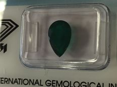 Emerald from Colombia - 2.16 ct