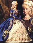 Siehe unsere Fabergé™ Imperial Elegance™ Barbie® Puppe 1997