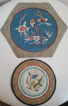 Embroideries - China - ca. 1900