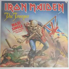 Iron Maiden and Bruce Dickinson