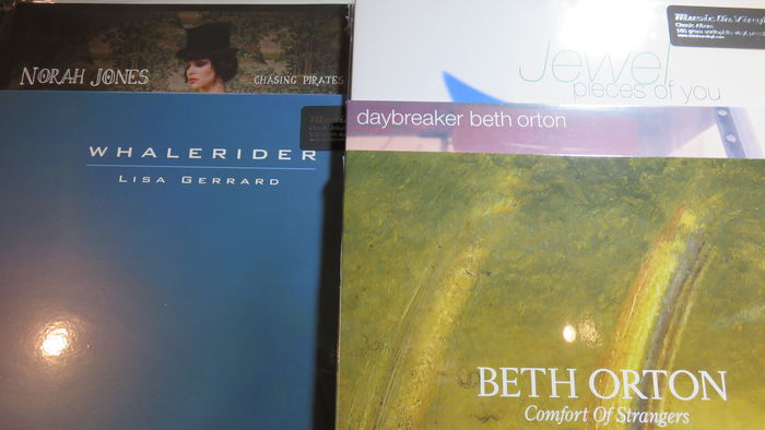 Beth Orton (2x) / Jewel / Lisa Gerrard (Dead Can Dance