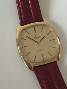 "<em class=""cw-snippet-hl"">OMEGA</em> De Ville – Men's wristwatch – 1975"