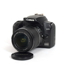 Canon EOS 1000D Kit 18-55 IS  + Tokina AF SD 70-210