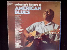 Collector's History Of American Blues 4 LP, Ella Fitzgerald At The Opera House 2 LP, Muddy Waters At Newport 1960 HQ 180 Grams, Memphis Slim ‎– Blues