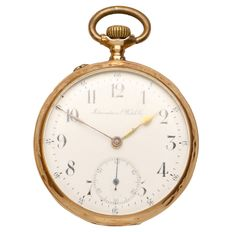 IWC International Watch Company – pocket watch