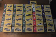 Atlas-Classic Sports Cars - Scale 1/43 - Lot with 31 models