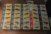 Regardez Atlas-Classic Sports Cars - Scale 1/43 - Lot with 31 models