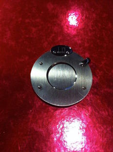 Dunhill Circular Cigar Cutter Stainless Steel PA5248